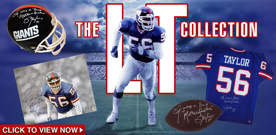 Lawrence Taylor Collection