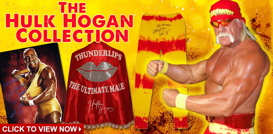 Hulk Hogan Collection