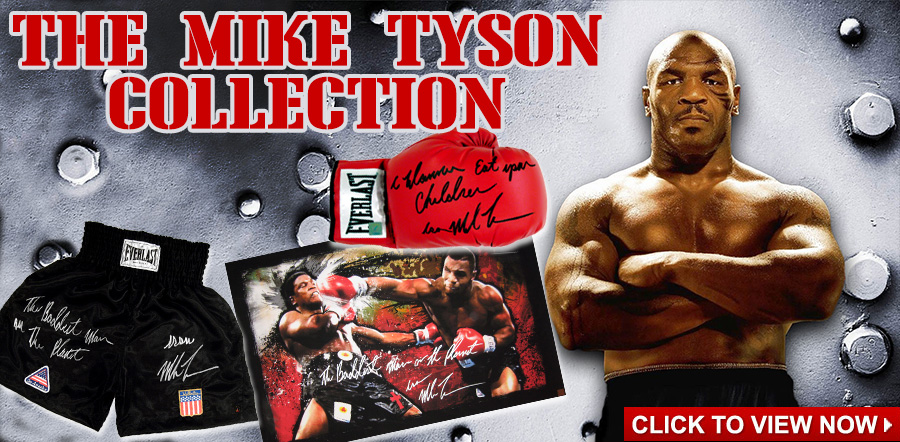 Mike Tyson Collection