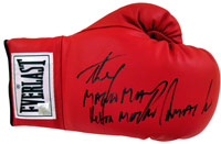 "Hector ""Macho"" Camacho Autographed Everlast Boxing Glove"