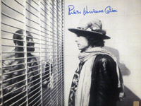 "Rubin ""Hurricane"" Carter Autographed 16x20 Photo With Bob Dylan"