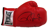 Roy Jones Jr. Signed Everlast Boxing Glove