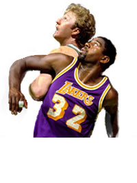 Magic Johnson & Larry Bird Collection
