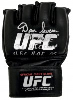 "Dan Severn ""The Beast"" Signed UFC Official Fight Glove"