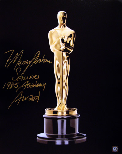 F Murray Abraham Academy Award Oscar Autographed 16x20 Photo