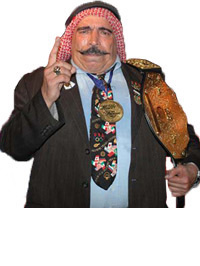 Iron Sheik Collection