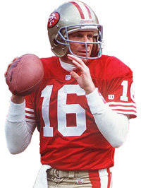 Joe Montana Collection