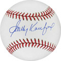 Sandy Koufax Signed MLB Basebal