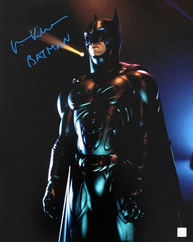 "Val Kilmer ""Batman"" Autographed Batman Returns 16x20 Photo"